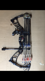 Hoyt Nitrum Turbo (Left Handed) in Fort Leonard Wood, Missouri