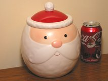 Hallmark Santa Claus Christmas Holiday Ceramic Cookie Jar in Bartlett, Illinois