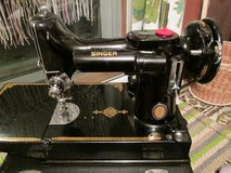 ' Singer Sewing Machine ' - 100 years Anniversary model in Lakenheath, UK