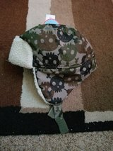New w/tags Little boy Bomber Pilot hat and gloves osfm in Fairfield, California