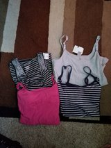 Lot of 4 Nursing Tanks Size Large 2 New W/Tags in Travis AFB, California