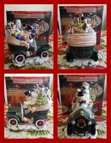 Christmas Collectible Snowman Cookie Jar in Barstow, California