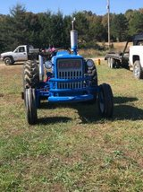 Ford 2000 Tractor New Back Tires in Fort Leonard Wood, Missouri