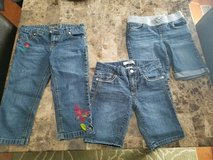 Girls Jean Shorts, Size 12 in Fort Campbell, Kentucky