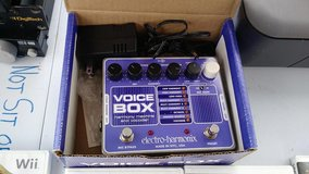 Electro Harmonix Vocoder and Harmony Box in Baumholder, GE