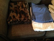 Huge Twin Size Sheet Set Lot (Plus Mattress Pads!) in Camp Lejeune, North Carolina