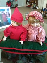 Musical Christmas Dolls in 29 Palms, California