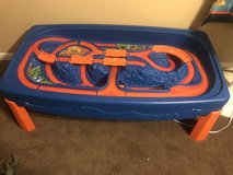 Step 2 hot wheels table track in Aurora, Illinois