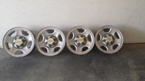 STOCK SILVERADO WHEELS in Fort Leonard Wood, Missouri
