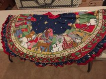 Christmas Tree SKirt in Aurora, Illinois