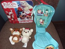 Rudolph the Red Nosed Reindeer Items in Joliet, Illinois