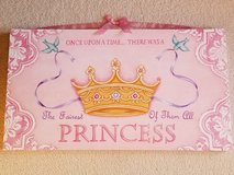 Princess Wall Art in Yorkville, Illinois