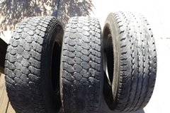 3 tires size  LT235 85 R16 in Alamogordo, New Mexico