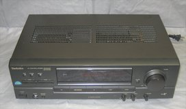 Technics SA-EX140 AV Control Stereo Receiver Home Audio Tested & Works in Plainfield, Illinois