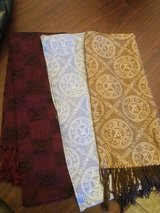 New Scarves in Spring, Texas