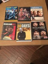 DVDs $1 each in Alamogordo, New Mexico