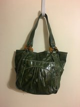 Green purse in Alamogordo, New Mexico