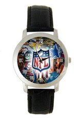 NFL CUSTOM UNISEX WATCH - PRICE IS FIRM in Clarksville, Tennessee