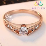 ROSE GOLD ENGAGEMENT RING - SIZE 6 in Fort Campbell, Kentucky
