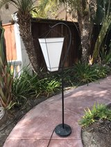 pottery barn Lantern Style floor lamp in Camp Pendleton, California