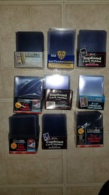 Lot of Sport Card Card Holders in Aurora, Illinois