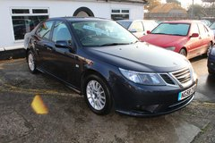 **SAAB 9-3 LINEAR SE!**FREE ROAD TAX!! 6 MONTHS WARRANTY!! in Lakenheath, UK