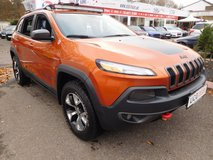 2015 JEEP CHEROKEE TRAILHAWK (4×4) in Spangdahlem, Germany