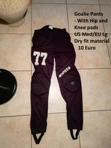 Goalie Pants with pads in Baumholder, GE