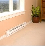 """Electric Baseboard Heater, 72"""" 120VAC,  12.5amps, 1500 watt - NEW IN BOX in Yorkville, Illinois"""
