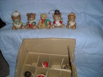 Vintage ornament Bears in Fort Riley, Kansas