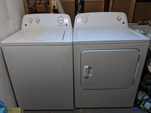 Kenmore Washer and Dryer set in Buckley AFB, Colorado