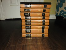 The Great Ideas Program, 10 volume , Encyclopedia Britannica Copyright 1959-1963 in Cherry Point, North Carolina