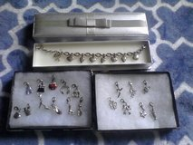 Brighton charms and bracelet in Cleveland, Texas