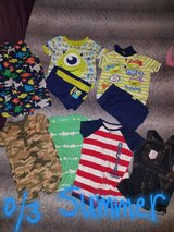 Newborn and 0/3 mths Boy Clothes in Clarksville, Tennessee