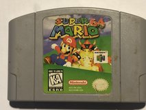 SuperMario 64 Nintendo 64 in Fort Knox, Kentucky
