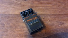 Boss Metal Zone MT-2 Pedal (read desc.) in Fort Leonard Wood, Missouri