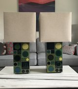 West Elm Table Lamps - Set of 2. in Chicago, Illinois