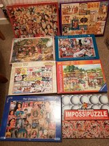 Jigsaw Puzzles in Lakenheath, UK
