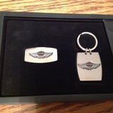 100th Anniversary Harley Davidson Money clip and key chain in Fairfield, California