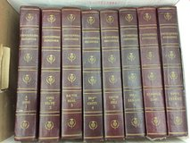 Complete set 1939 Encyclopedia Britannica+Atlas and Index+2 Books of the Year in Travis AFB, California