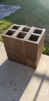 9Ea. 8x8x16 Concrete Cinder-Block in Camp Lejeune, North Carolina