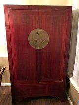 Chinese armoire in Quantico, Virginia
