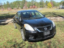 2012 Nissan Versa SV in Fort Polk, Louisiana