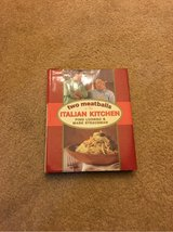 two meatballs in the Italian kitchen cookbook in Spring, Texas