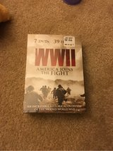 brand new WWII dvd set in Spring, Texas