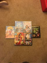 Disney dvd lot of movies in Spring, Texas