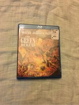 brand new green berets blu Ray movie in Spring, Texas
