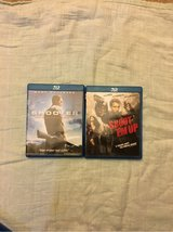 shooter and shoot em up blu Ray lot in Spring, Texas