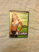 Jillian Michaels workout dvd in Spring, Texas