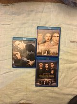 twilight and breaking dawn part one and two lot in Spring, Texas